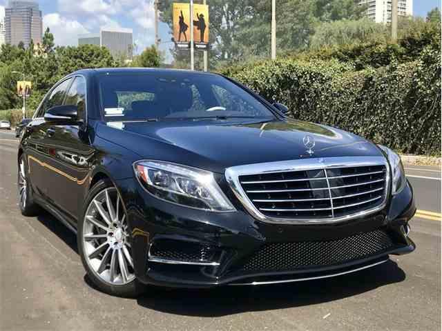 2015 Mercedes-Benz S550 | 1025897