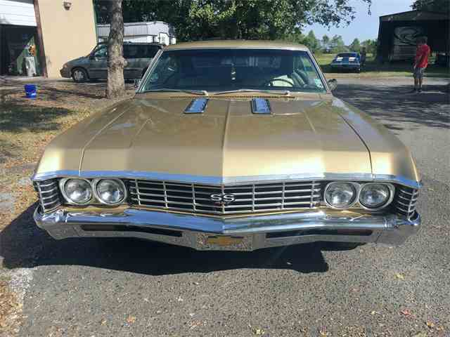 1967 Chevrolet Impala For Sale On Classiccars Com 22