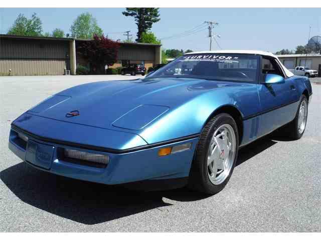 1988 Chevrolet Corvette | 1025923
