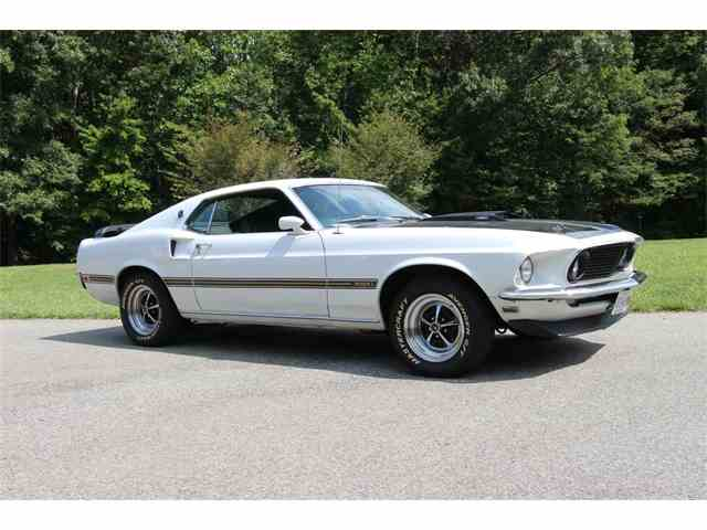 1969 Ford Mustang Mach 1 | 1025928