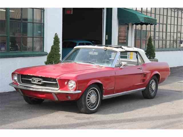 1967 Ford Mustang | 1020593