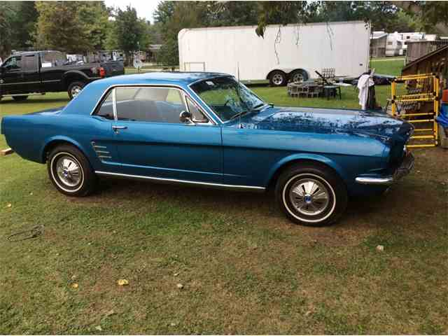 1966 Ford Mustang | 1020594