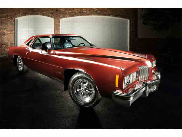 1977 Pontiac Grand Prix For Sale On
