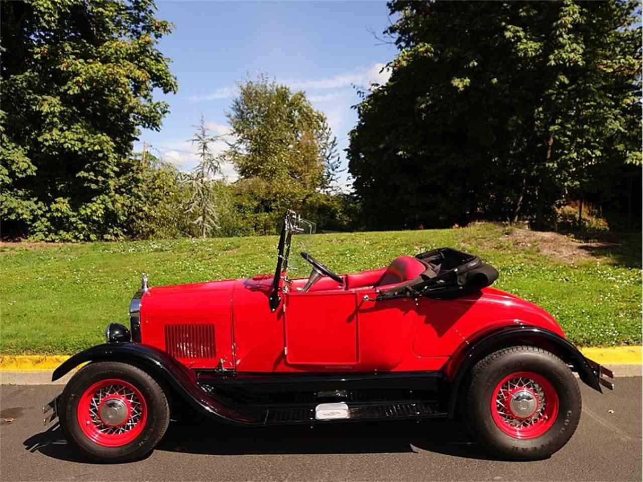 1927 ford roadster for sale cc 1025983. Black Bedroom Furniture Sets. Home Design Ideas
