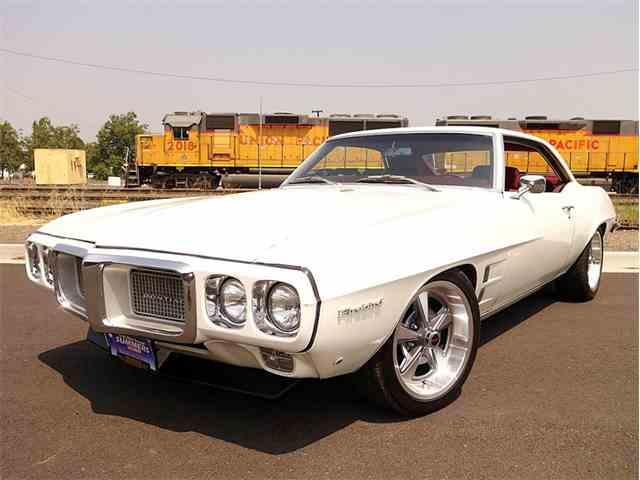 1969 Pontiac Firebird | 1025984