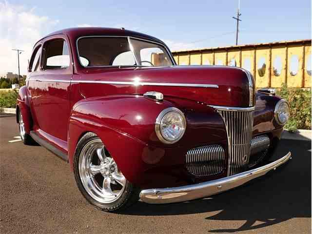 1941 Ford 2-Dr Sedan | 1025992