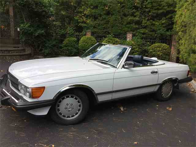 1986 Mercedes-Benz 560SL | 1026002