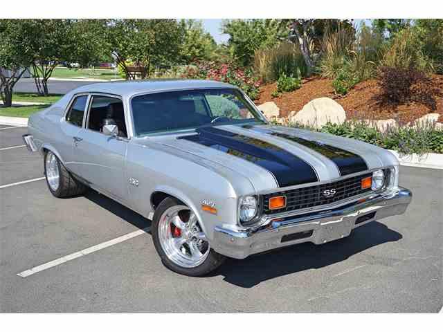 1973 Chevrolet Nova SS | 1020601