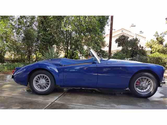 1960 MG MGA | 1026012
