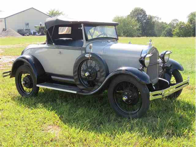 1929 Ford Model A | 1026014