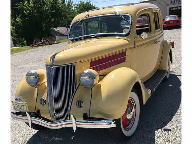 1936 Ford Deluxe | 1026016