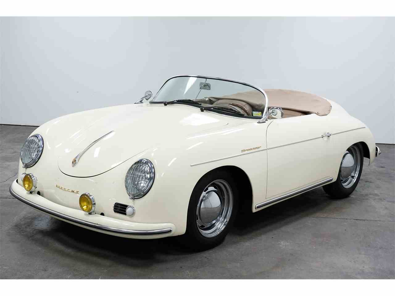 1956 Porsche 356 For Sale Classiccars Com Cc 1026017