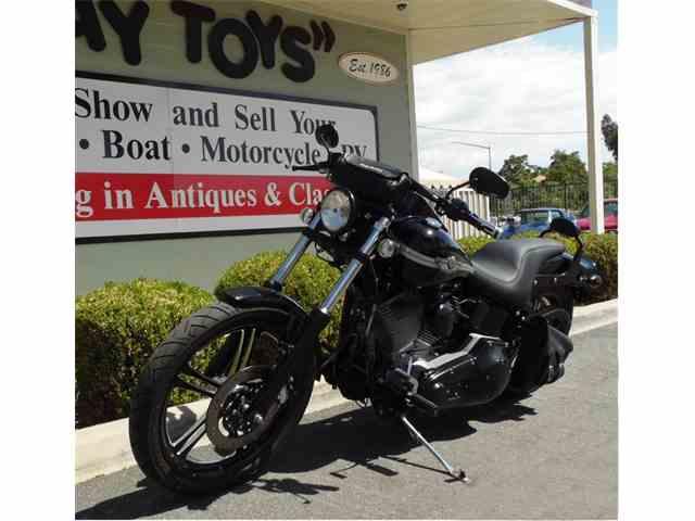 2003 Harley-Davidson Softail   1026029