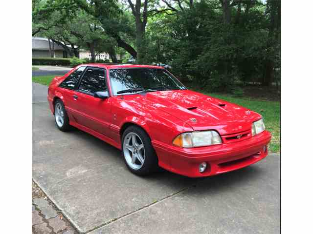 1993 Ford Mustang GT | 1026031