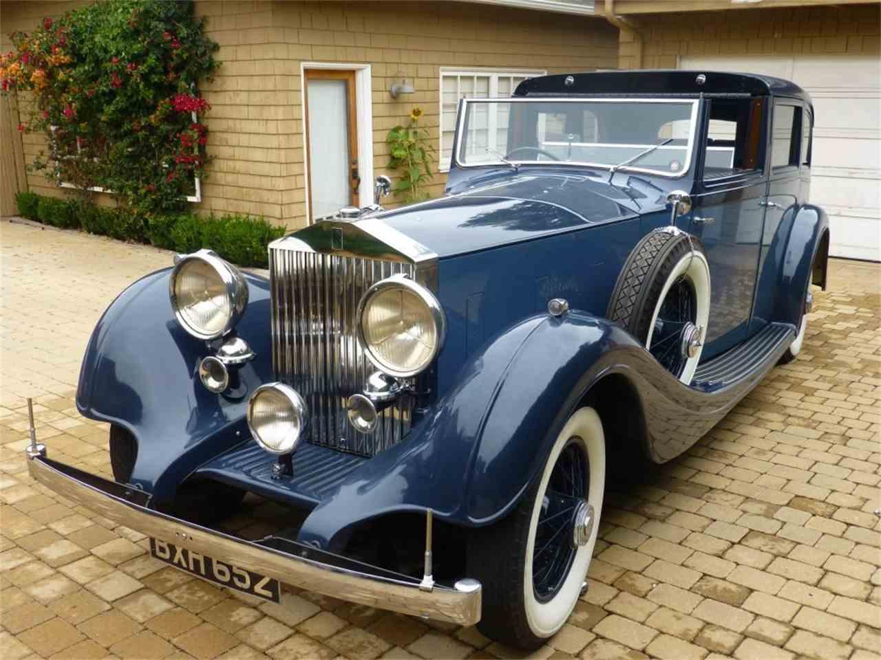 1934 Rolls Royce Phantom II for Sale | ClassicCars.com ...
