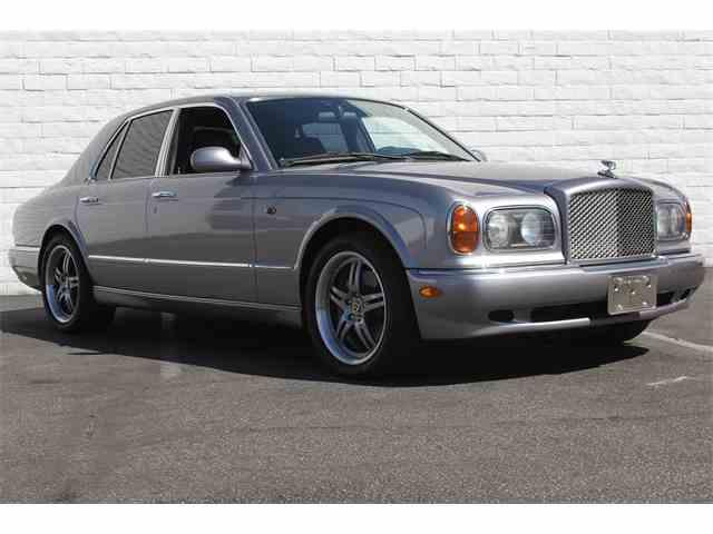 1999 Bentley Arnage   1026039