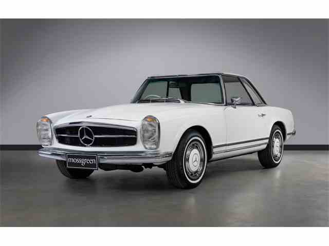 1970 Mercedes Benz 280sl For Sale On 10