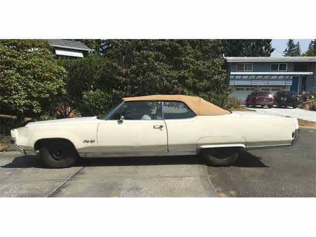 1969 Oldsmobile 98 Deluxe | 1026061