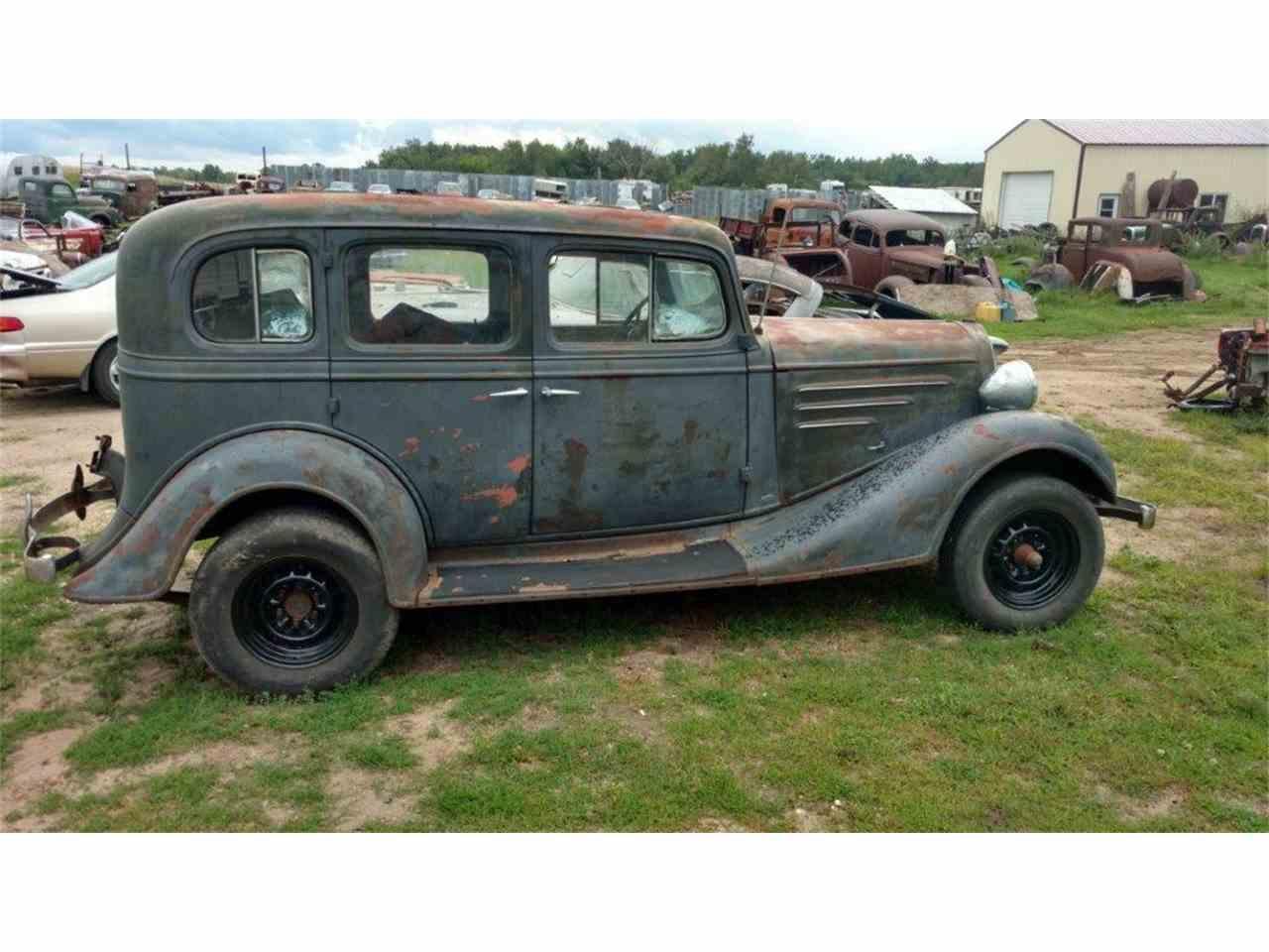 Sedan 1933 chevy 4 door sedan old chevy photos for 1933 dodge 4 door sedan for sale