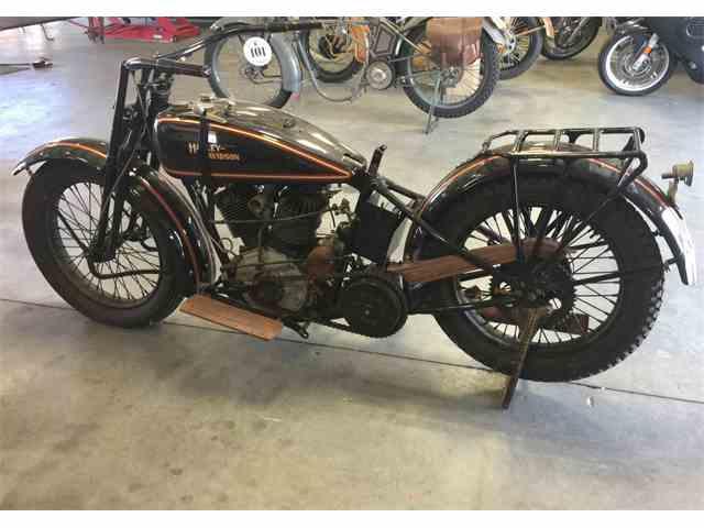 1926 Harley-Davidson Motorcycle | 1020607