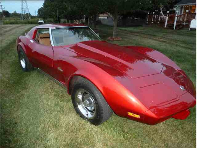 1975 Chevrolet Corvette | 1020608