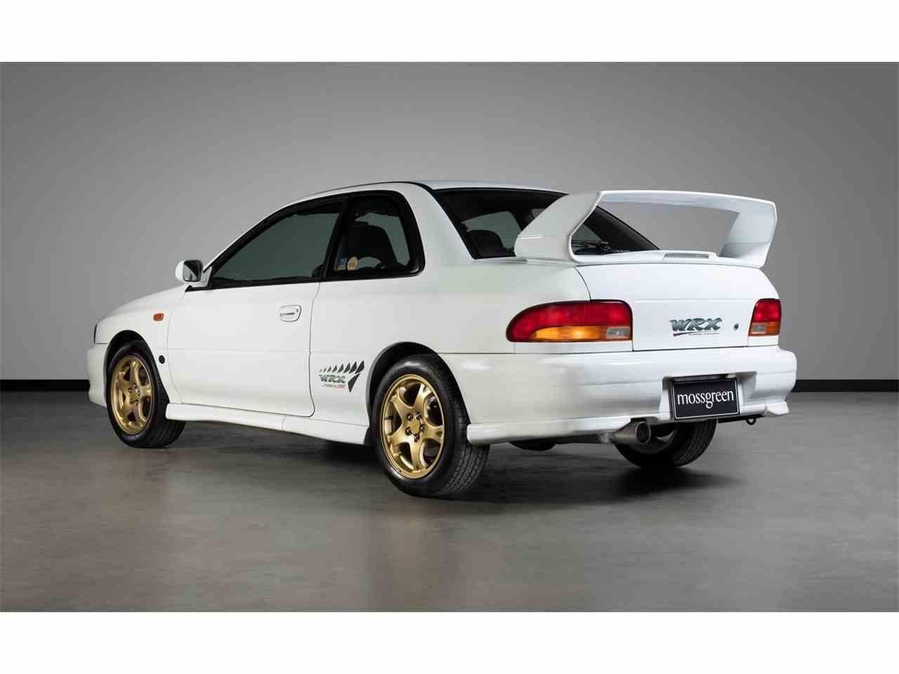 1999 subaru impreza for  | classiccars | cc-1026080
