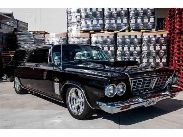 1963 Chrysler New Yorker   1026082