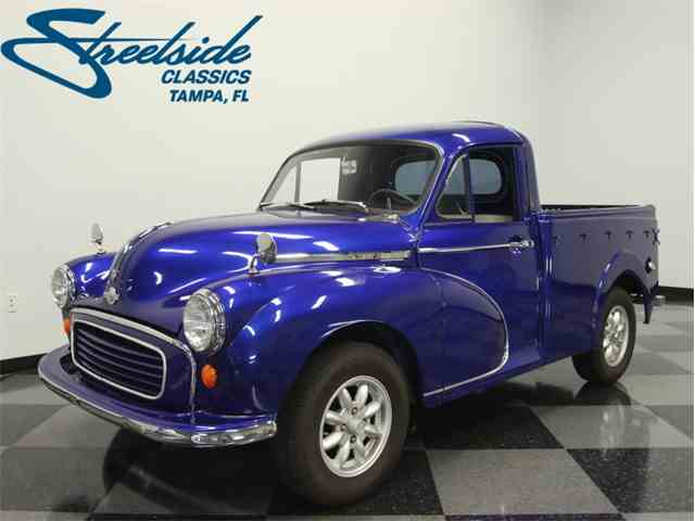 1958 Morris Minor 1000 1/4 Ton Pickup | 1026085