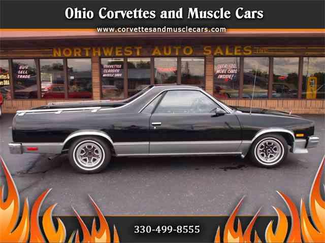 1986 Chevrolet El Camino | 1026088