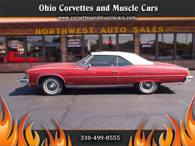 1973 Pontiac Grand Ville | 1026090