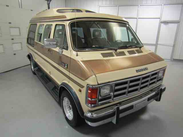 Picture of '89 Ram Van - LZQK