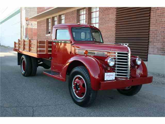 1948 Diamond T Pickup   1026103