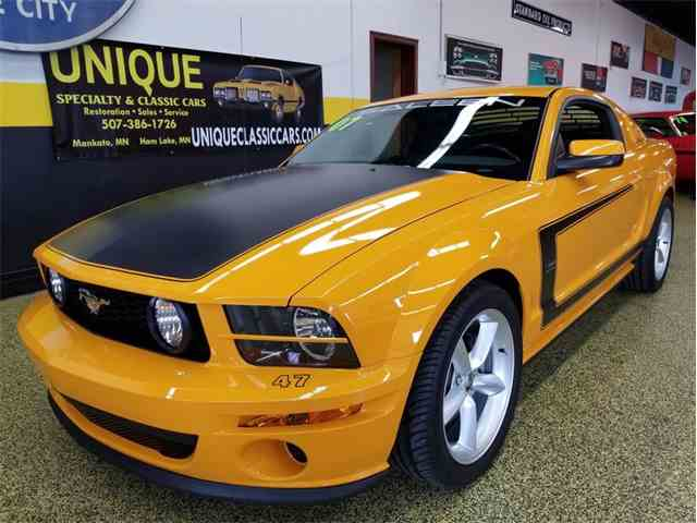 2007 Ford Mustang Saleen Heritage Edition   1026108