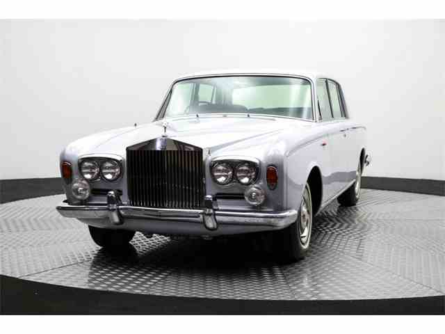 1967 Rolls-Royce Silver Shadow | 1026110