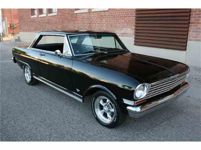 1963 Chevrolet Nova SS | 1026115