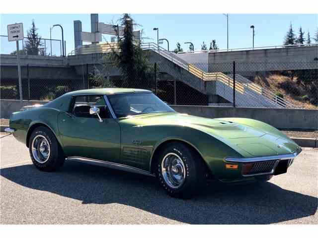 1972 Chevrolet Corvette | 1026116