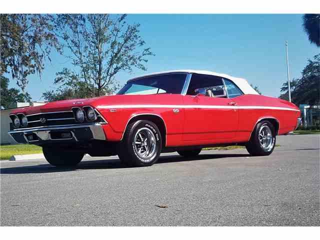 1969 Chevrolet Chevelle SS | 1026128