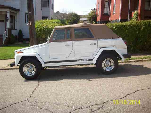 1974 Volkswagen Thing | 1020613