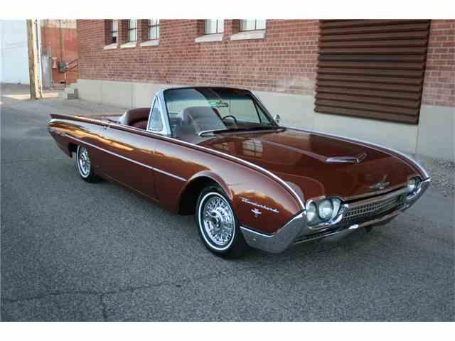 1962 Ford Thunderbird | 1026132