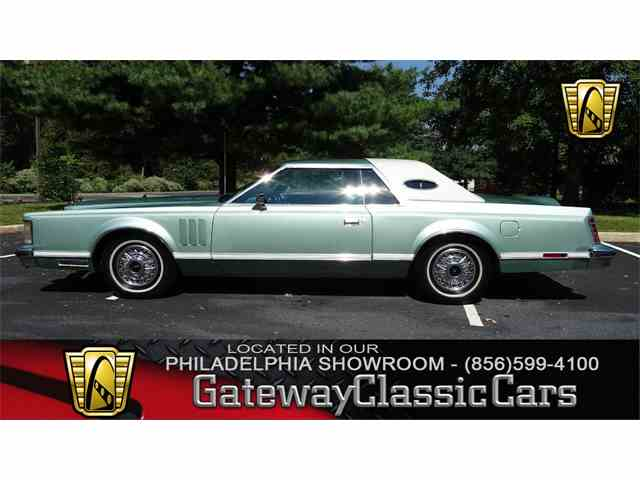 1978 Lincoln Continental | 1026144