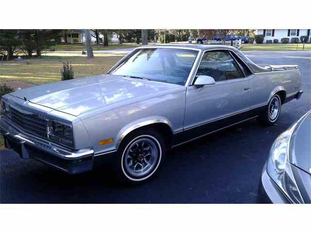 1986 Chevrolet El Camino | 1020615