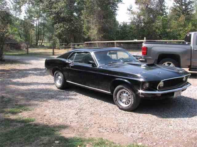 1969 Ford Mustang | 1026177