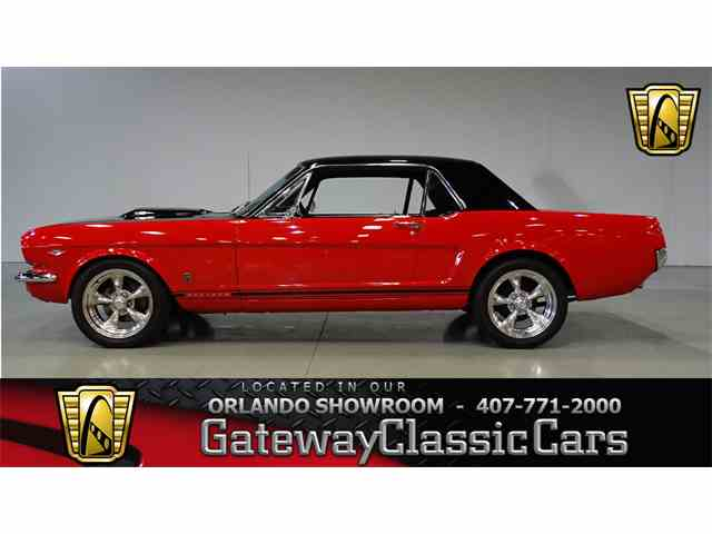 1965 Ford Mustang | 1026186