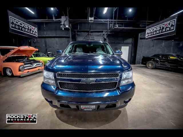 2007 Chevrolet Tahoe   1026198