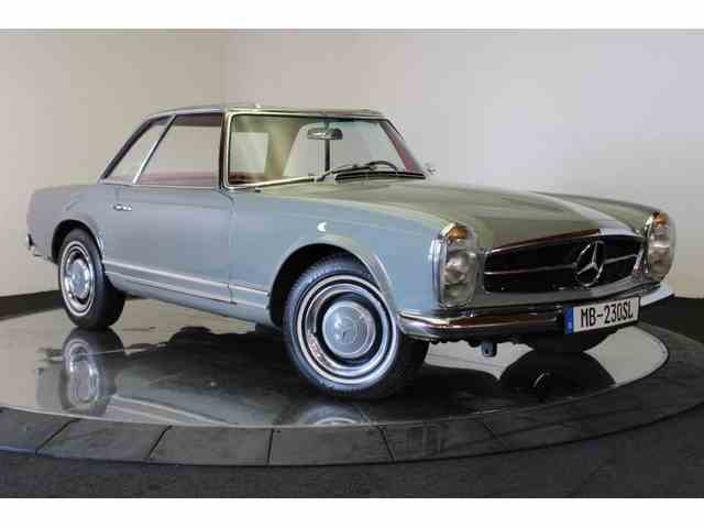 Picture of '64 230SL located in California - $45,900.00 Offered by DC Motors - LZTL