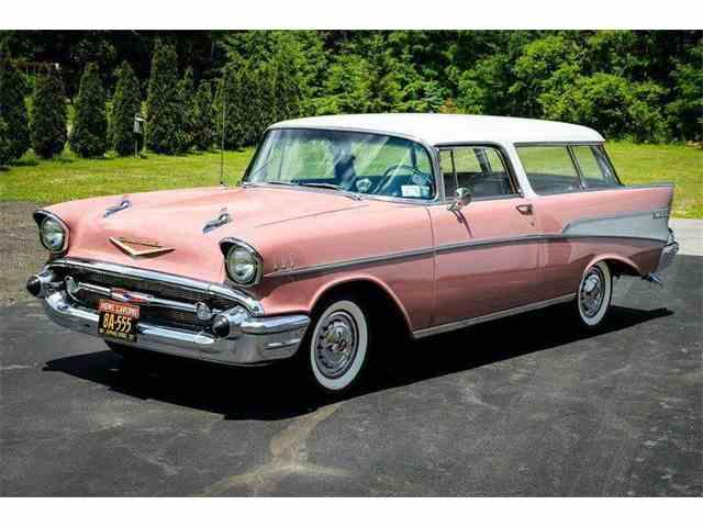 1957 Chevrolet Nomad | 1026202