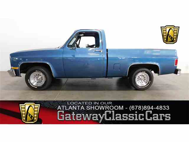 1983 Chevrolet C10 | 1026207