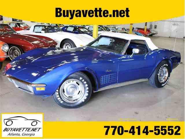 1970 Chevrolet Corvette | 1026209