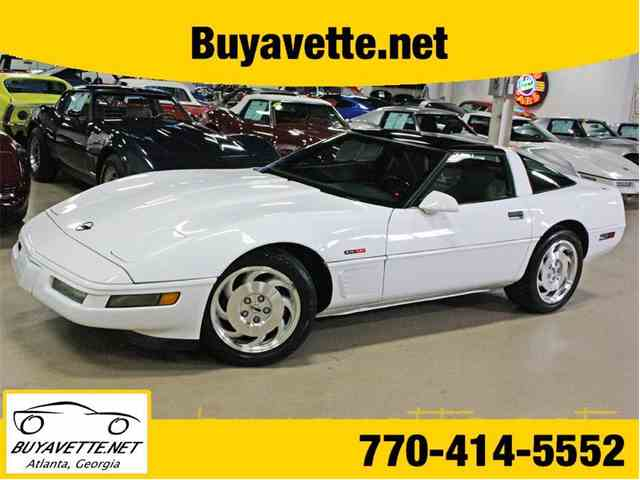 Picture of '96 Corvette - LZU3