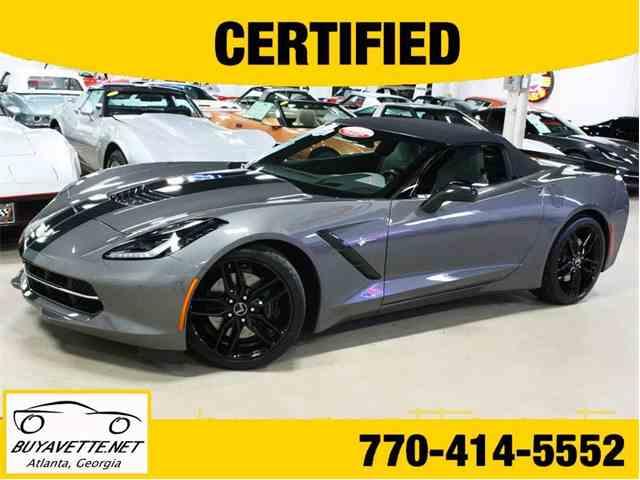 2015 Chevrolet Corvette | 1026222